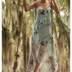 Sachin and Babi Rain Flower Dress - Anthropologie